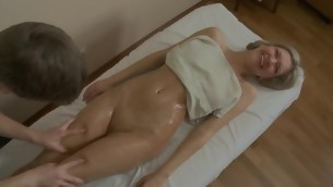tenåring blowjob blonde amatør